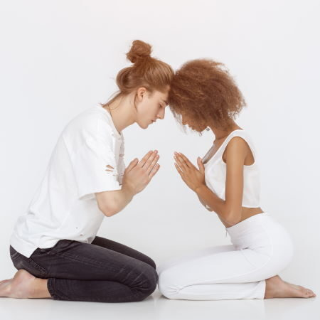 Connecting the Heart - Yoga van Verbinding